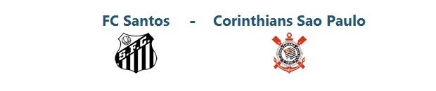 Santos SP – Corinthians | 10.08.2014 | 21:00