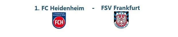 Heidenheim – FSV Frankfurt | 03.08.2014 | 13:30