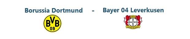 Dortmund – Leverkusen | 23.08.2014 | 18:30