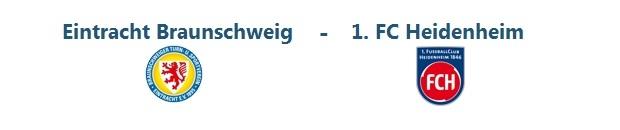 Braunschweig – Heidenheim | 09.08.2014 | 15:30