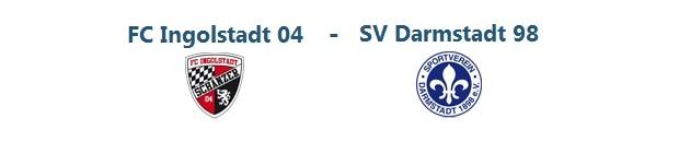 Ingolstadt – Darmstadt | 10.08.2014 | 13:30