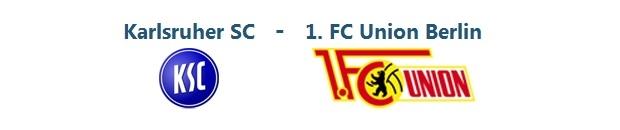 Karlsruhe SC – 1. FC Union Berlin   03.08.2014   15:30