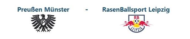Preussen Münster – RB Leipzig   14.12.2013   14:00