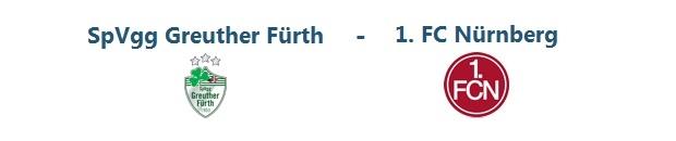 Greuther Fürth – Nürnberg   11.08.2014   20:15