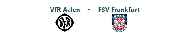 VfR Aalen – FSV Frankfurt | 07.11.2014 | 18:30