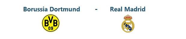 Dortmund – Real Madrid | 08.04.2014 | 20:45