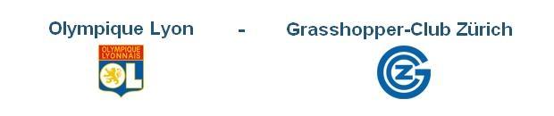 Olympique Lyon – Grasshoppers | 30.07.2013 | 21:00