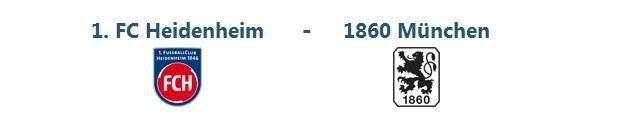 Heidenheim – 1860 München | 02.08.2013 | 19:00