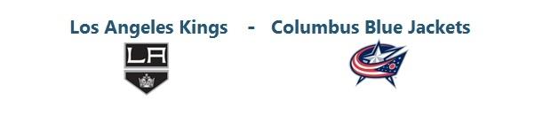 Los Angeles Kings – Columbus Blue Jackets | 26.10.2014 | 21:00