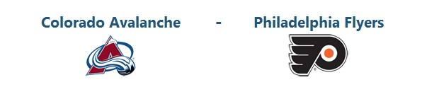 Colorado Avalanche – Philadelphia Flyers | 03.01.2014 | 03:00