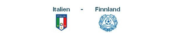 Italien – Finnland | 10.07.2013 | 18:00