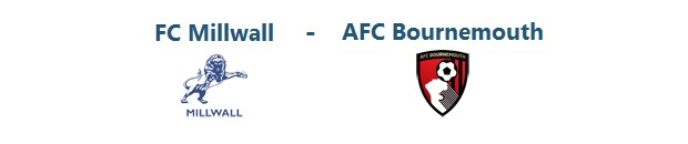 Millwall FC – AFC Bournemouth   03.05.2014   13:15