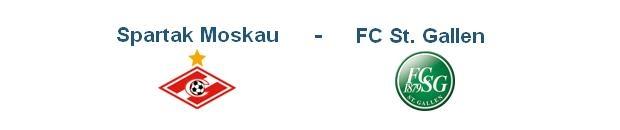 Spartak Moskau – FC St. Gallen | 29.08.2013 | 17:00
