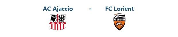 AC Ajaccio – FC Lorient | 14.12.2013 | 20:00