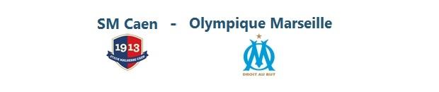SM Caen – Olympique Marseille | 04.10.2014 | 17:00
