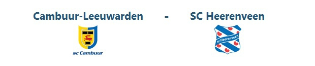 Cambuur – Heerenveen   26.01.2014   12:30