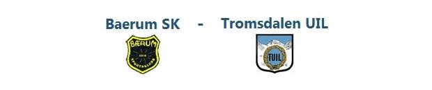 Baerum – Tromsdalen | 24.08.2014 | 18:00