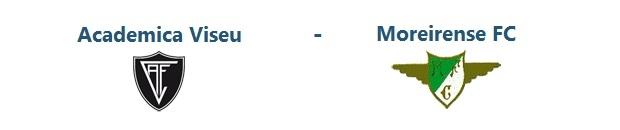 Academico Viseu – Moreirense | 22.12.2013 | 16:00