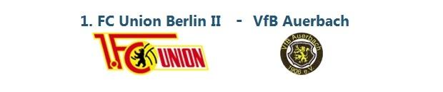 Union Berlin II – Auerbach | 26.09.2014 | 17:00