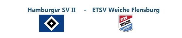 Hamburger SV II – Etsv Weiche Flensburg | 16.08.2014 | 14:00