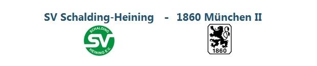 Schalding – 1860 München II   16.08.2014   17:00