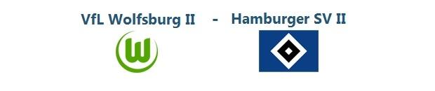 Wolfsburg II – Hamburger SV II | 24.08.2014 | 14:00
