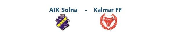 AIK Solna – Kalmar FF | 12.07.2014 | 16:00