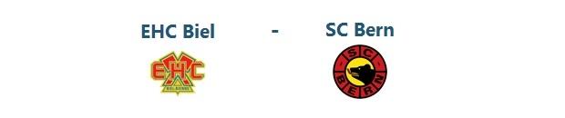 EHC Biel – SC Bern | 28.11.2013 | 19:45
