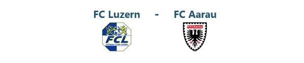 FC Luzern – FC Aarau | 30.08.2014 | 20:00