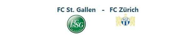 St. Gallen – Zürich | 31.08.2014 | 13:45