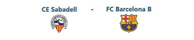 CE Sabadell – FC Barcelona B  | 10.05.2014 | 20:00