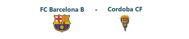 FC Barcelona B – CF Cordoba | 03.05.2014 | 20:00