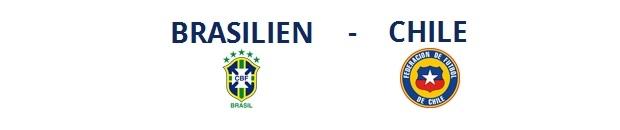 Brasilien – Chile | 28.06.2014 | 18:00