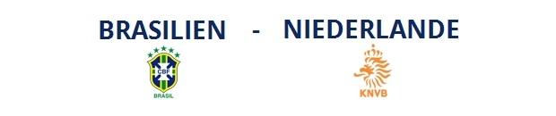Brasilien – Niederlande | 12.07.2014 | 22:00