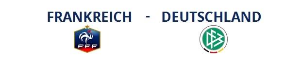 Frankreich – Deutschland | 04.07.2014 | 18:00