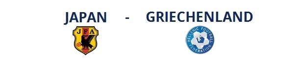Japan – Griechenland | 20.06.2014 | 0:00