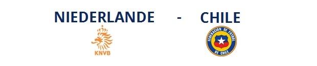 Niederlande – Chile | 23.06.2014 | 18:00