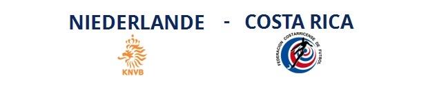 Niederlande – Costa Rica | 05.07.2014 | 22:00